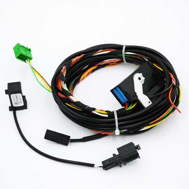 for vw bluetooth wiring harness cable 8x0035447a for rcd510 rns510 rh aliexpress com vw wiring harness removal tool vw wiring harness adapter