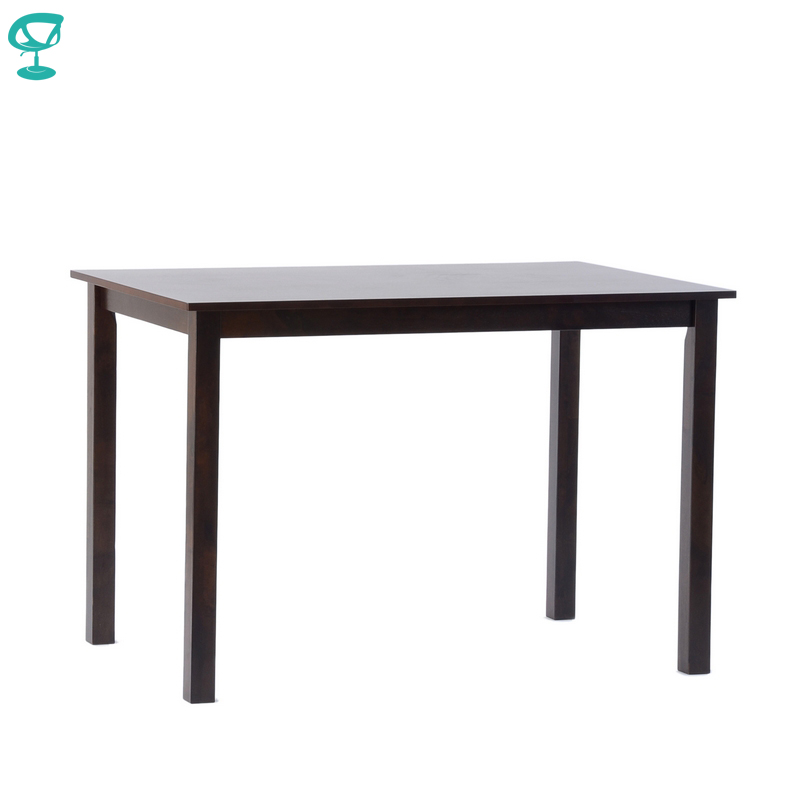 T301Wenge Barneo T-301 Wooden Breakfast Interior Table Kitchen Kitchen Furniture Dining Table Wenge Free Shipping In Russia