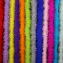Diy colored feather strips Clothing accessories feathers Scarf feather velvet Wedding Christmas Bar Performance Materials AC077 ethnic peacock feather velvet covered edge soft scarf