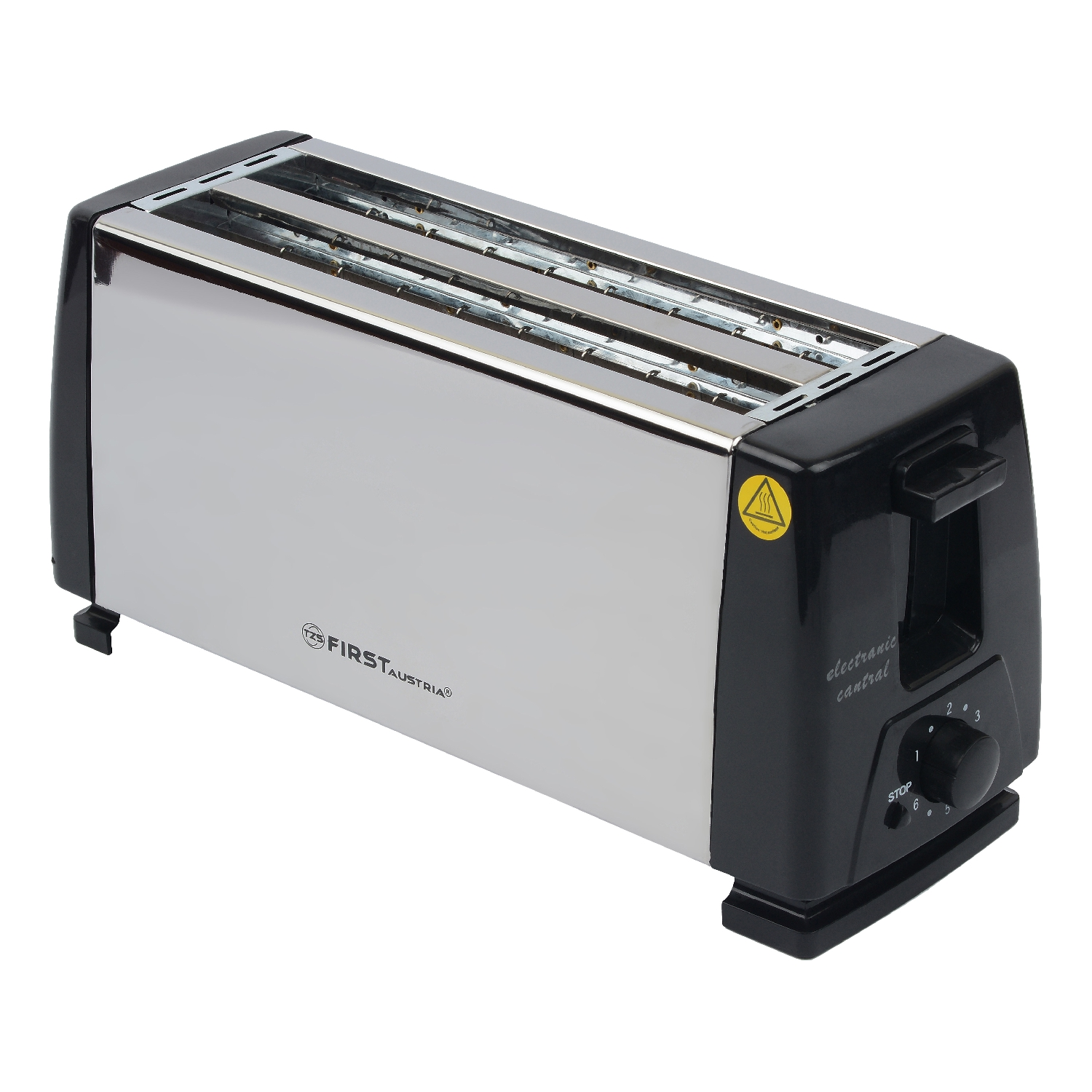 Toaster FIRST FA-5367-CH тостер first fa 5367 1 чёрный