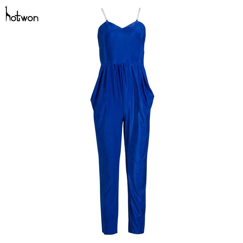 New Hot Sale US Women Ladies Clubwear V Neck Playsuit Bodycon Party Jumpsuit Romper Trousers