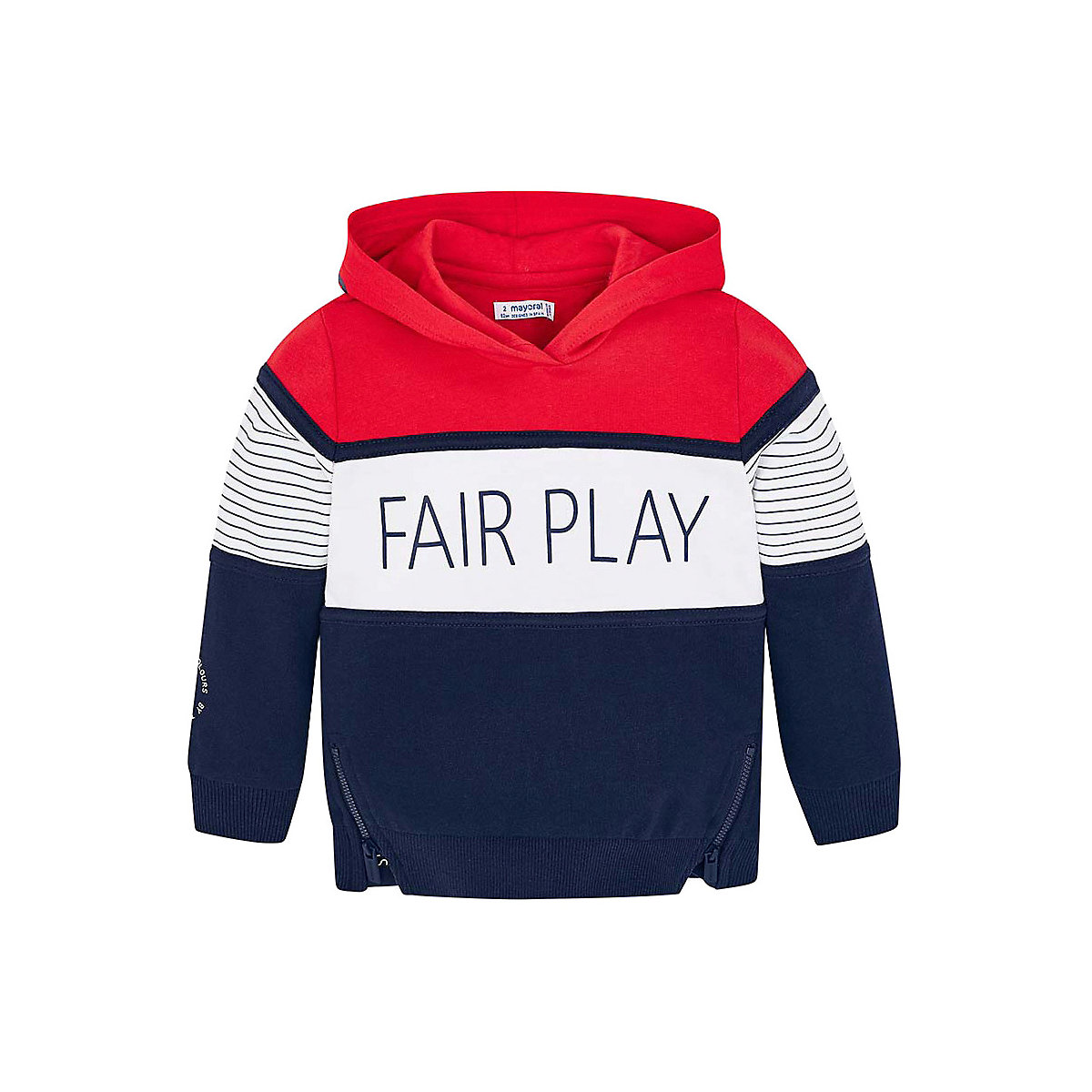 Sweaters MAYORAL 10685340 sweatshirt hoodies for kids cardigan clothes for girls and boys zip up jaquard sweater cardigan