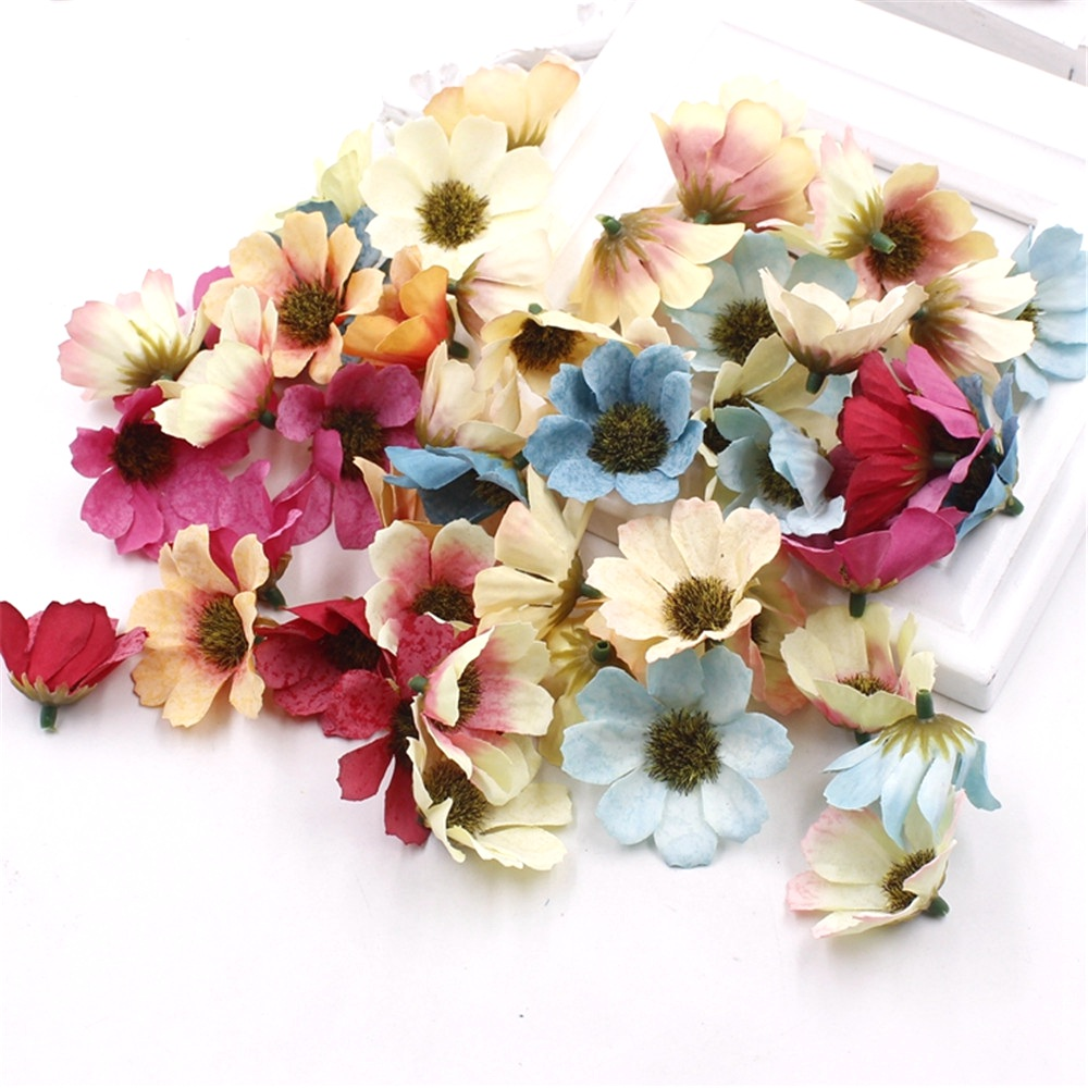 Cheap 5pcs 45cm Silk Flowers Artificial Flowers Simulation High