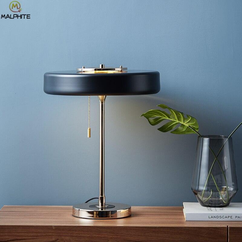 Neuheit moderne led schreibtisch lampe studie wohnzimmer make up schreibtisch lichter eisen kreative büro dekorative tisch licht nachttisch lampe - 5