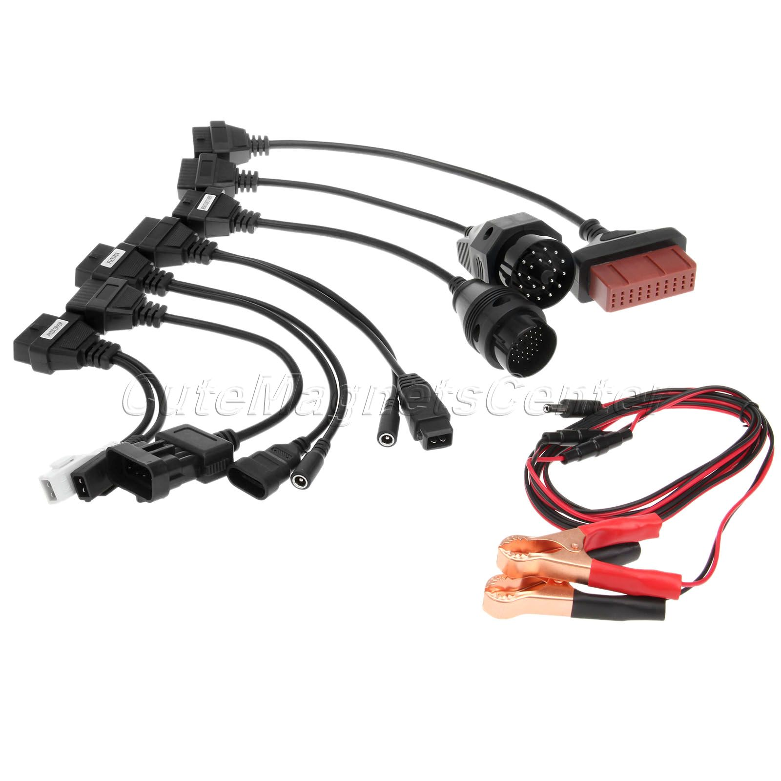 Audi Car Cable Obd Wiring Diagnostic Interface Cables For Benz Fiat Pro Scanner Cars