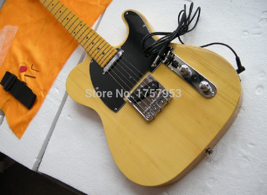 Factory custom shop 2017 Newest  High Quality 52 Yellow tl Electric Guitar  in stock Free shipping 86Factory custom shop 2017 Newest  High Quality 52 Yellow tl Electric Guitar  in stock Free shipping 86