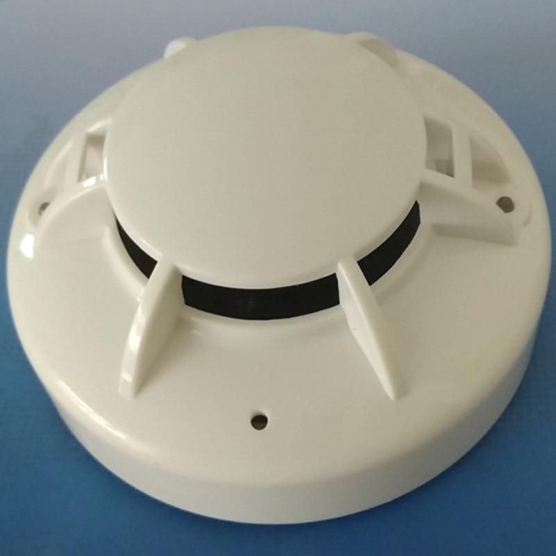 WT105 Conventional Heat Detector 2-Wire Heat Alarm Temperature Sensor Fixed Temperature Detector Fire Alarm System