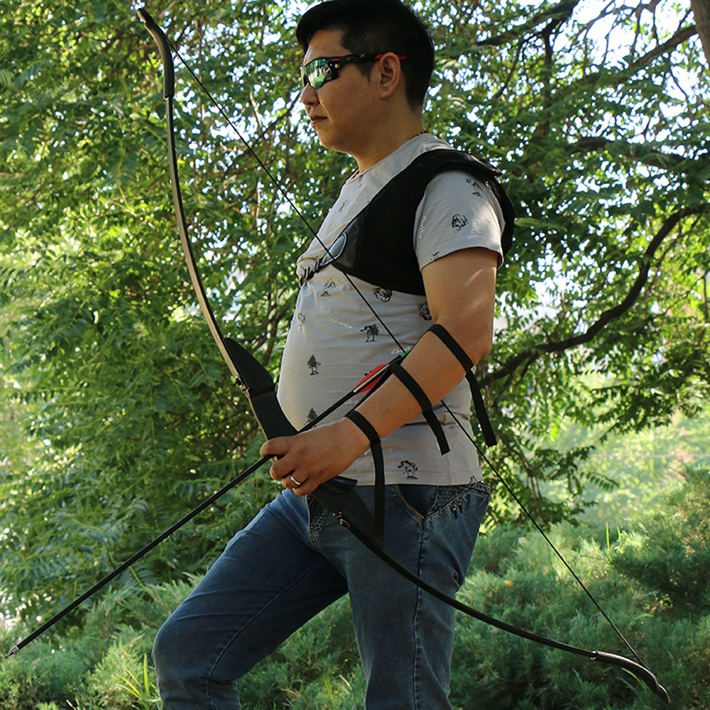 Hot 30lbs/40lbs Taken down Recurve Bow for Archery Bow Shooting Hunting Game Outdoor Sports Right hand&left hand bow can choose