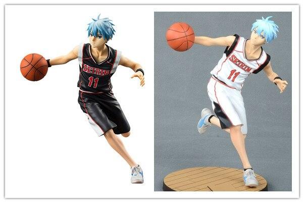 Kuroko No Basket Action Figure Toys PVC 250mm Kuroko Tetsuya Anime Kuroko No Basuke Figure Japanese Anime Kuroko Tetsuya Basket