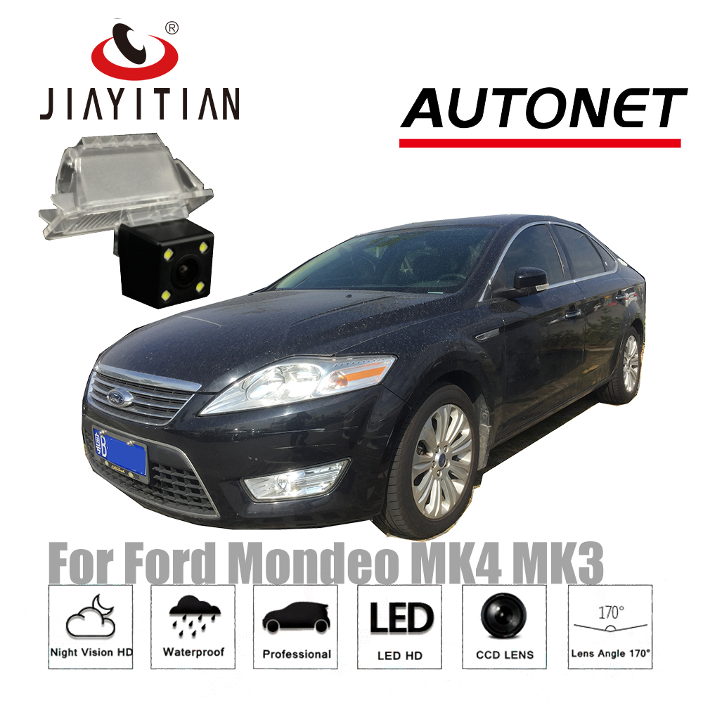 JIAYITIAN rear view font b camera b font For Ford Mondeo MK4 MK3 2007 2013 CCD