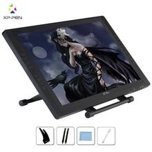 XP-Ручка Artist22E FHD IPS Перьевой Дисплей Монитор Графика графический Планшет с 16 клавиш Экспресс