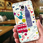 Honor 7lite Case For Huawei GR5 mini Phone Cover Silicone TPU Soft Back Cover For Huawei Honor 5c 7 lite 3D Print Cases lu306