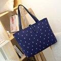 La moda de la lona - nuevo diseño de bolso lona bolsas de mensajero para ocasional estudiante de regalo de cumpleaños