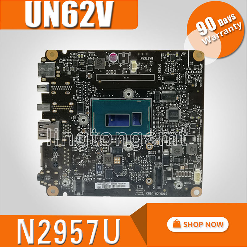 All-in-one with N2957U UN62V motherboard For ASUS  UN62V  UN62 Laptop Motherboard  MainboardAll-in-one with N2957U UN62V motherboard For ASUS  UN62V  UN62 Laptop Motherboard  Mainboard