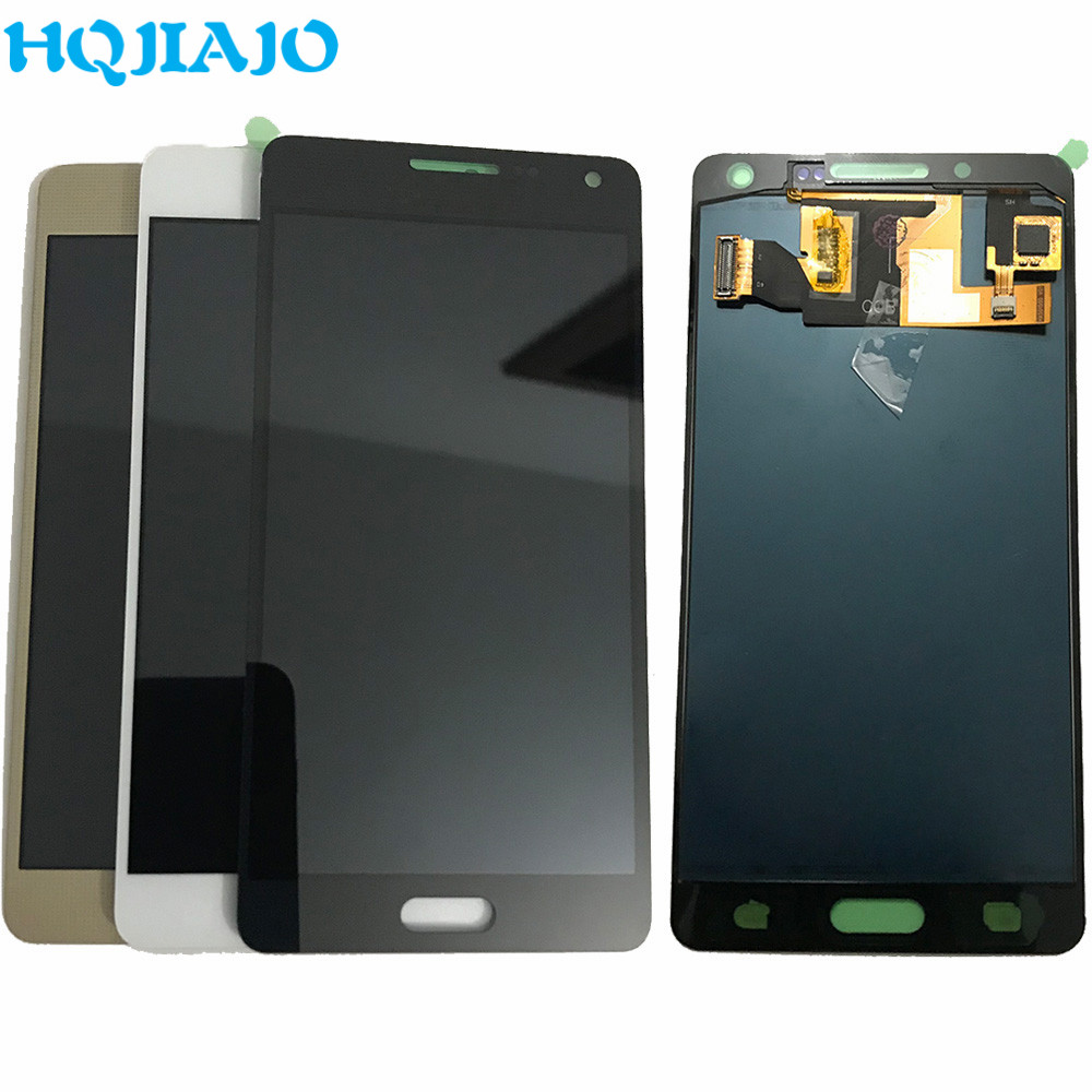 Test <font><b>LCD</b></font> Screen For <font><b>Samsung</b></font> <font><b>A5</b></font> 2015 A500F <font><b>LCD</b></font> Display Touch Screen Digitizer For <font><b>Samsung</b></font> Galaxy A500 A500FU A500M Adjustable image
