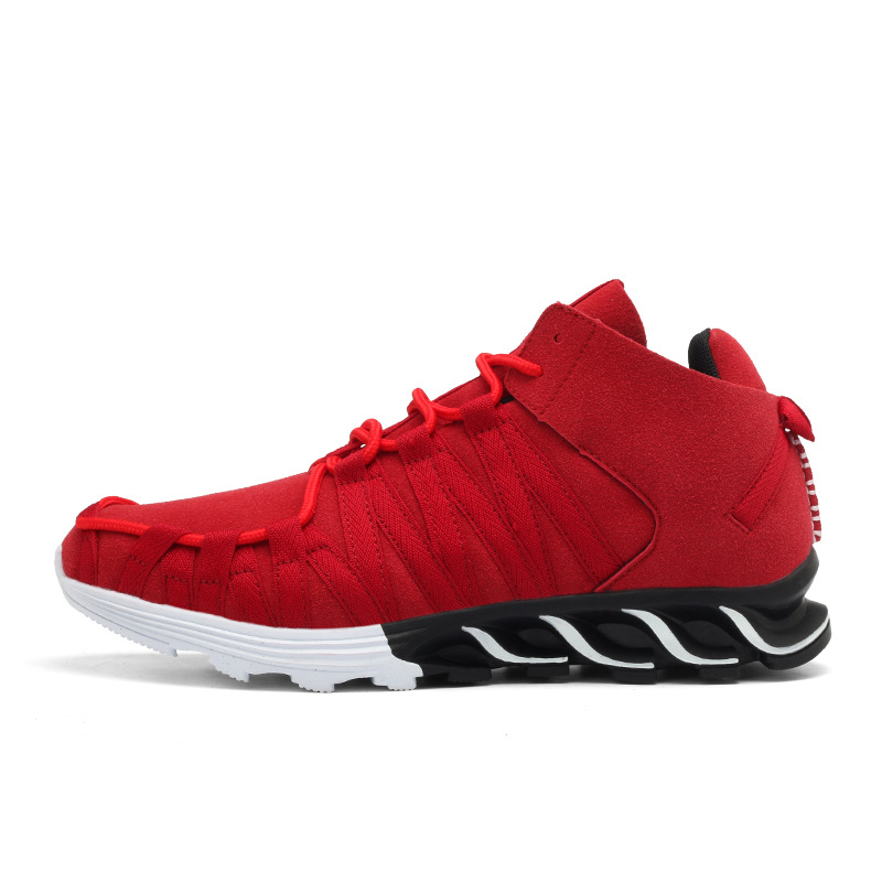 New Black&red Men&women Running Shoes Soft Walking Shoes Men Sneakers Trekking Outdoor C ...