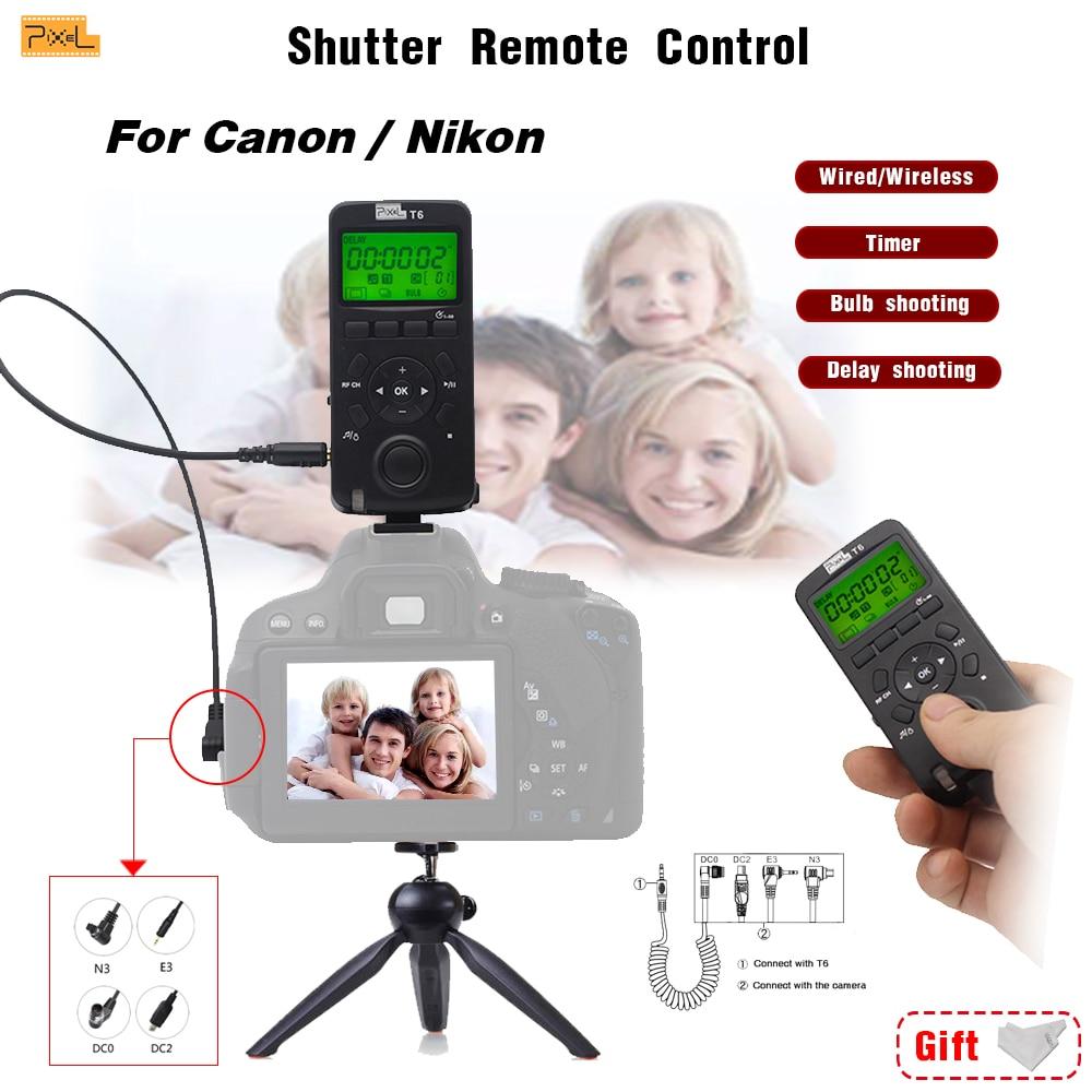 Draadloze Sluiter afstandsbediening Camera afstandsbediening & Mini - Camera en foto