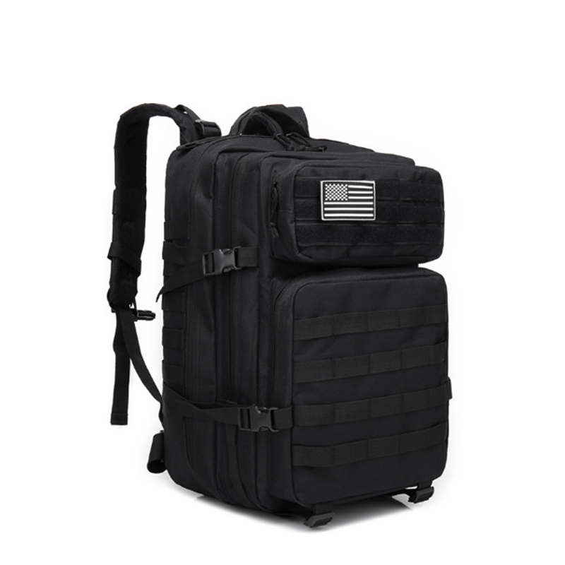 Military Tactical Backpack Large Army 3 Day Assault Pack Waterproof Molle Bug Out Bag Rucksacks Outdoor Hiking Camping Hunting цена