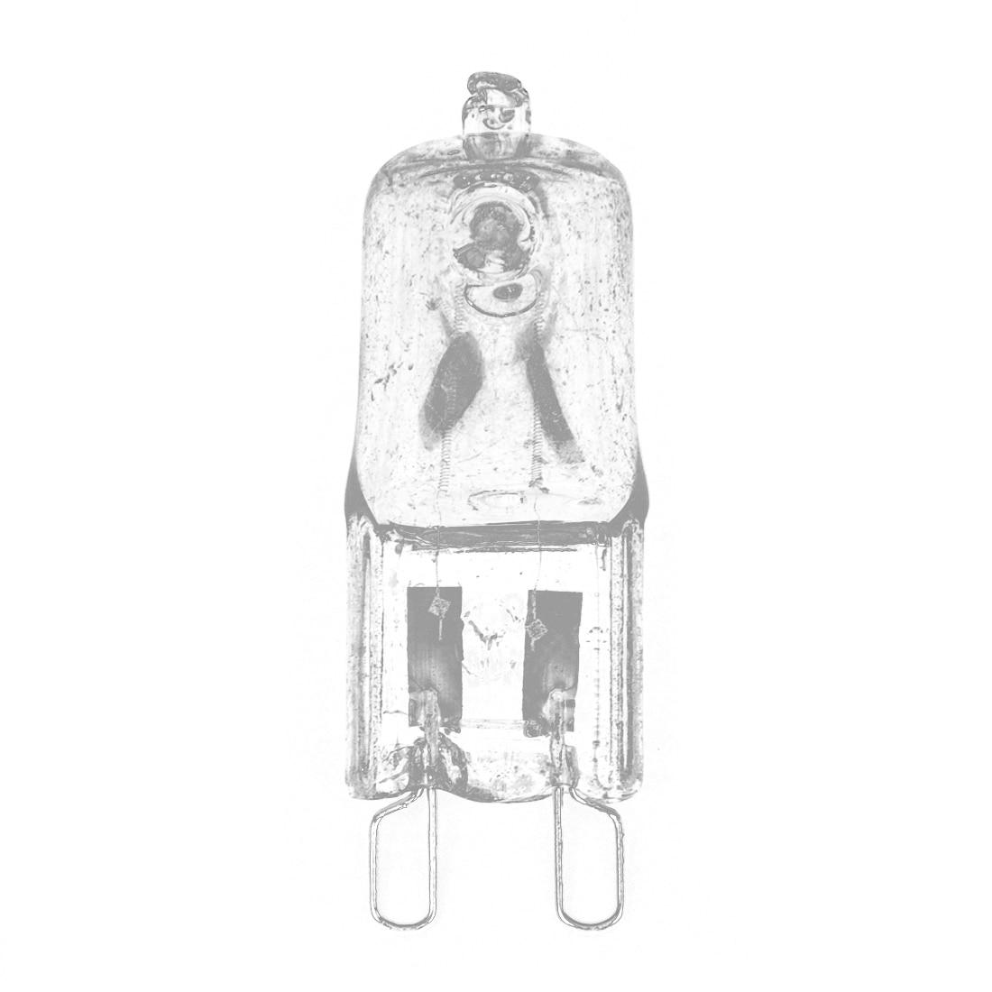 CNIM Hot 10 X Halogen Bulb Lamp G9 230V 40W Warm White For House