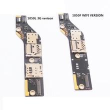 Kefu Sim & SD карта памяти Адаптер для lenovo YOGA tablet 2 1050F/1050L sim-карта плата считывателя FBLADE2_SUB_AN