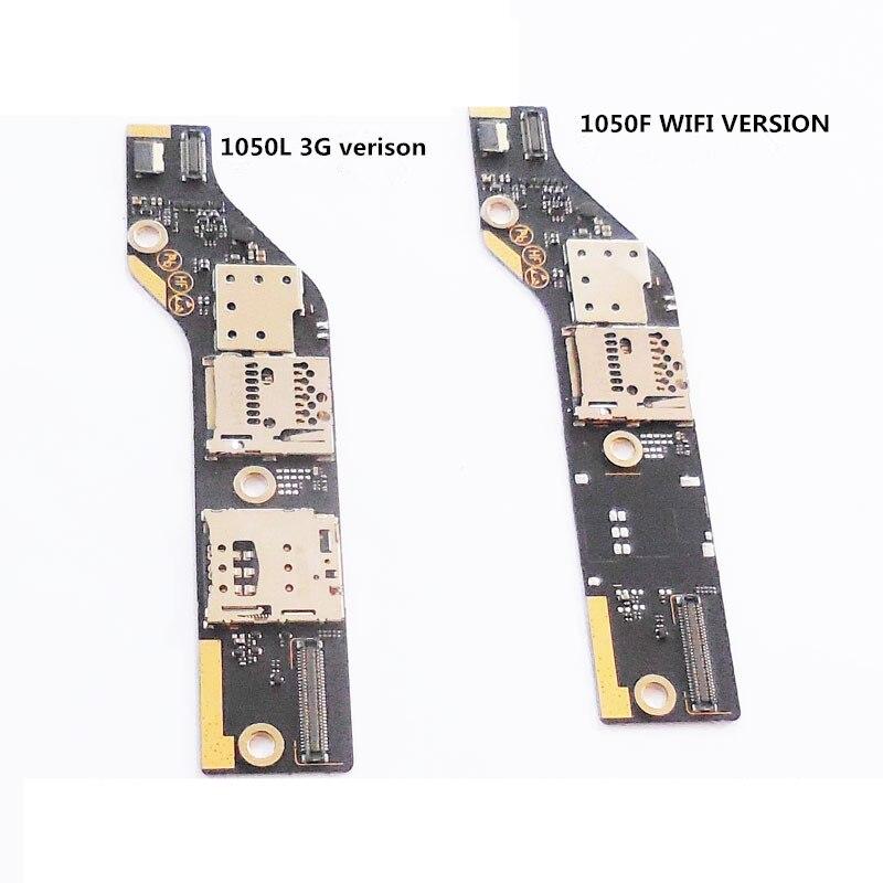KEFU Sim & SD Memory Card Adapter Board For Lenovo YOGA tablet 2 1050F / 1050L Sim Card Reader Board  FBLADE2_SUB_ANKEFU Sim & SD Memory Card Adapter Board For Lenovo YOGA tablet 2 1050F / 1050L Sim Card Reader Board  FBLADE2_SUB_AN