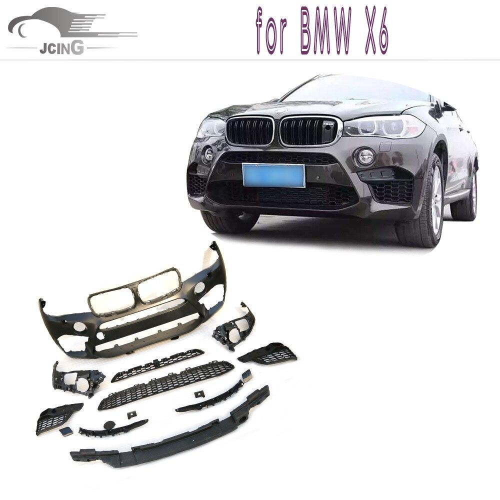 2014 5 bmw x5 m amp x6 m f85 f86 page 5 - Pp X6 Car Body Kits Bumper For Bmw X6 2014 2015 2016 China Mainland