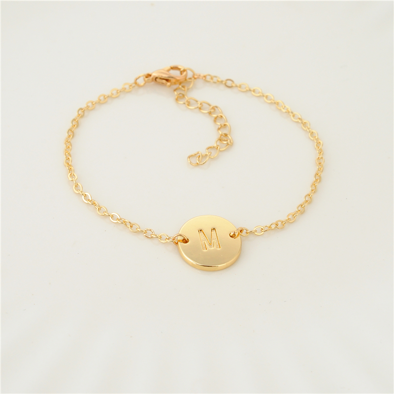 arabi products lu bracelet letter lamb bil