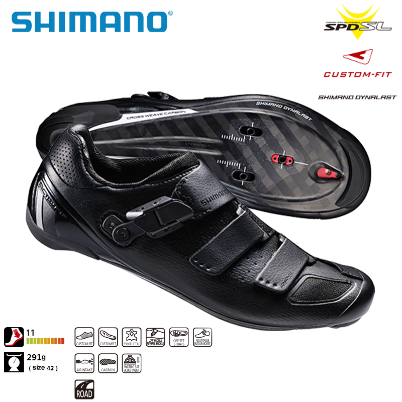 SHIMANO SH RP9 SPD SL Road Bike Shoes Riding Equipment Bicycle Cycling Locking Shoes Road Racing MTB