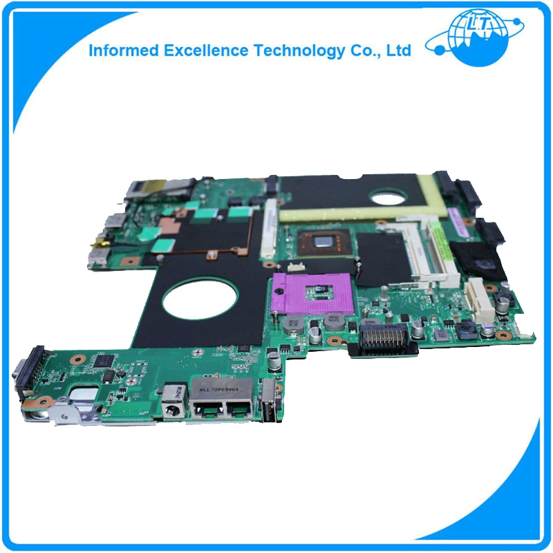Free shipping Laptop Motherboard for ASUS G60VX Series Mainboard System Board free shipping laptop motherboard for asus g60vx series mainboard system board