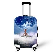 Ant Luggage Travel Stretchable