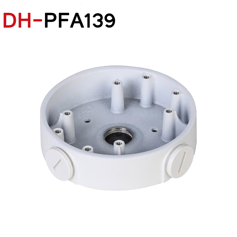 цена DH PFA139 Waterproof Junction Box For DH IP Camera Brackets CCTV Accessories For Camera: IPC-HDW4631C-A IPC-HDBW4431F-AS