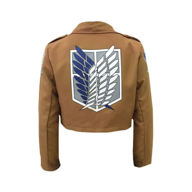 """Scout Regiment Jacket"" Attack On Titan"