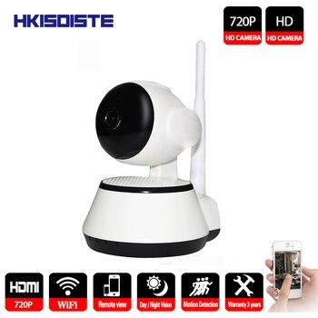 1280x720P HD Wireless IP Camera CCTV WiFi Home Surveillance Security Camara Pan Tilt PT IR onvif SD card P2P Yoosee Cameras