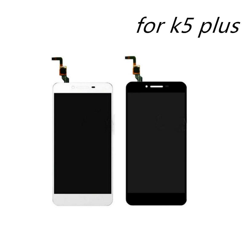 imágenes para 5 pulgadas De Lenovo K5 Además A6020A46 LCD Pantalla + Touch Screen Asamblea Digitalizador de Pantalla Original de Reemplazo Para K5 Además Teléfono celular