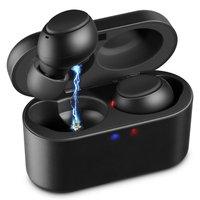 Siroflo ХВ-358 PRO True Беспроводной Bluetooth наушники IPX4 Водонепроницаемый наушники-вкладыши Шум шумоподавления 3D объемное звучание