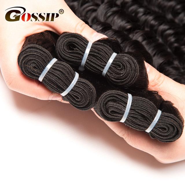 Deep Wave Brazilian Hair 10″-28″