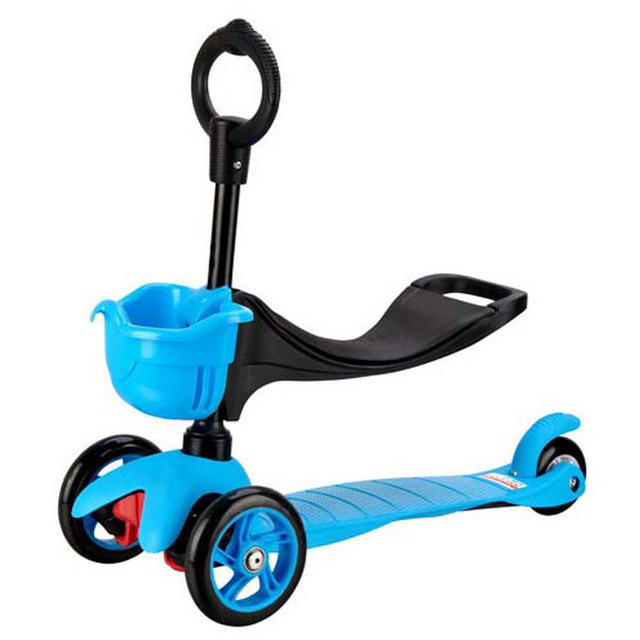 Stunt Scooter Child Micro Scooter Kids Scooter Balancing Scooter