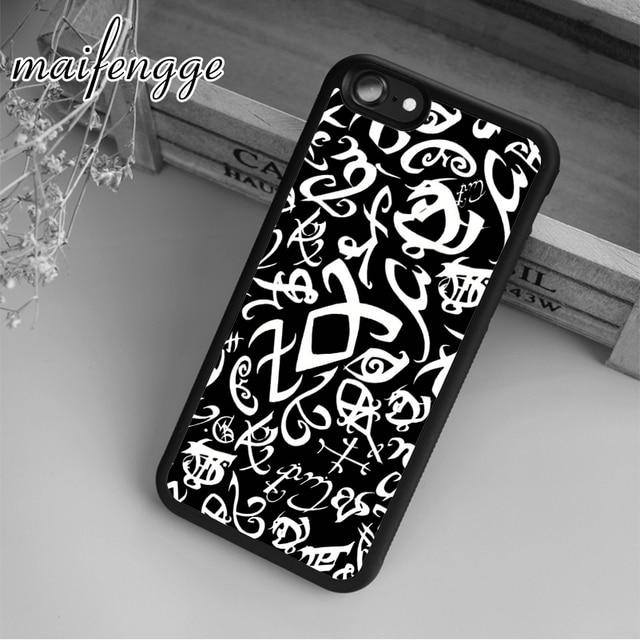 shadowhunters rune case iphone 6