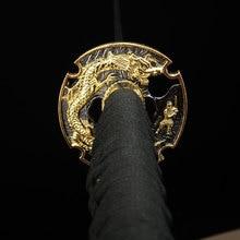 Full Handmade Japanese Katana  Sword Samurai Sword  Damascus steel Folded