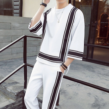 d2ff14ebdced7 Buy mens white tracksuit and get free shipping on AliExpress.com