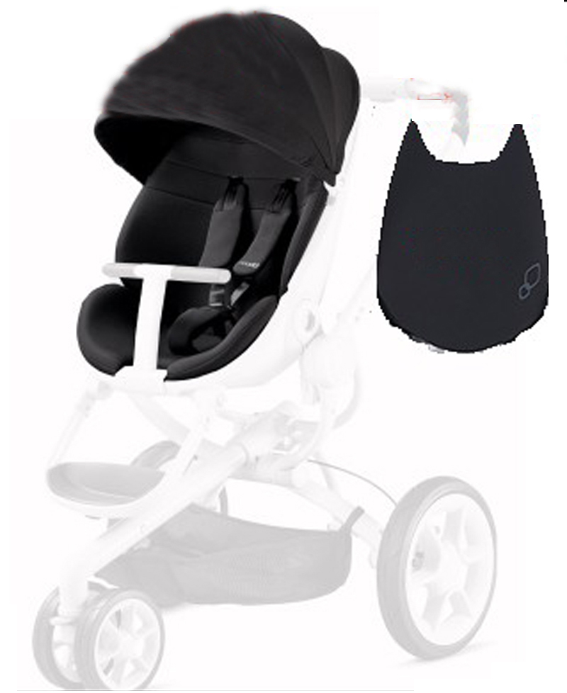 stroller seat cover and belt for quinny strollers-in