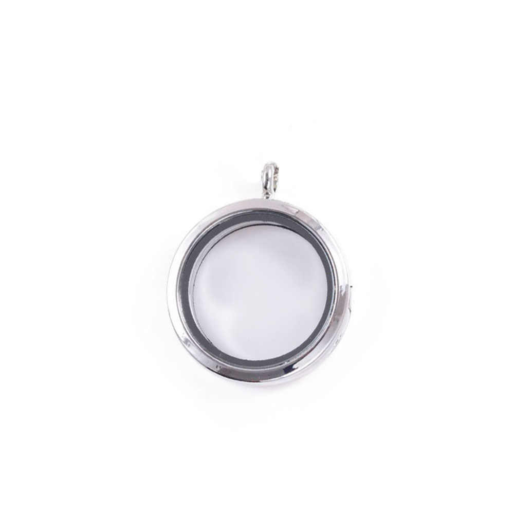 Memory Locket Charms Fits 25 and 30mm Floating Memory Lockets USA Charm