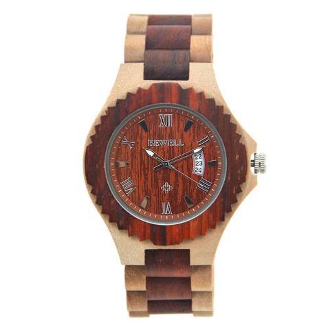 Relógio de Madeira de Madeira Relógio de Pulso Masculino de Luxo do Homem Homens Esporte Relógios Estudante Adolescente Quartzo Masculino Hora 2020
