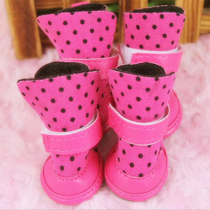 anti-slip-winter-warm-dog-boots-waterproof-elastic-dot-pet-cat-shoes-for-small-dogs-teddy-puppy-new-soft-bottom
