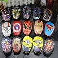 Новый Прохладный Мстители Power Bank Капитан Америка Человек-Муравей Миньоны Портативный Тор 6000 мАч Зарядное Устройство Мобильного Питания Универсальный PowerBank