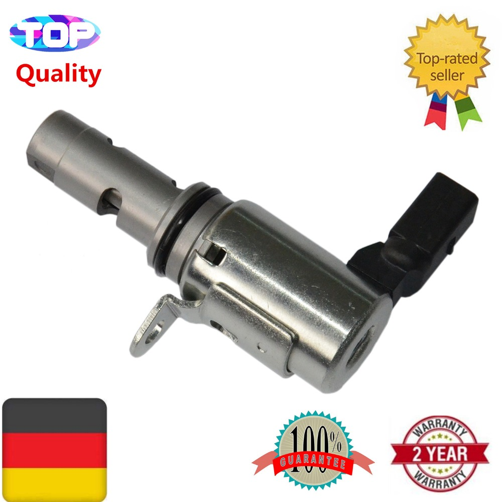AP01 03C906455A Variable Valve Timing Control Solenoid For VW Golf Tiguan Audi A1 Ref.valve solenoidvalve audivalve 1/2 -