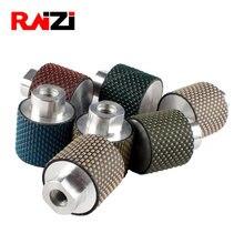 Raizi 2 дюйма алмазный сухой полировки барабаны колесо для чаша