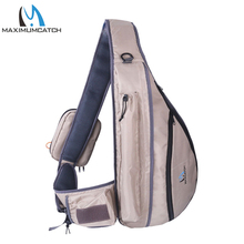 Maximumcatch Tenkara Fishing Bag Fly Fishing Sling Pack Adjustable Size