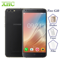 DOOGEE X30 Android 7 0 5 5 Smart Phone Dual Bakc Camera MTK6580A Quad Core 2GB