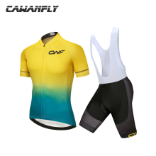 Pro Team Short Sleeve Breathable MTB Bike Clothing Women Bicycle Clothes Ropa Ciclismo 100% Polyester Cycling Jersey Set
